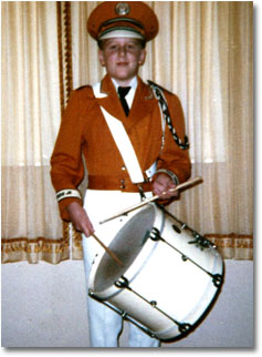 Oak Grove Snare Drum in 7th Grade
