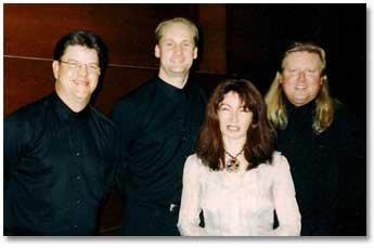 OKC Philharmonic Percussion Section with Evelyn Glennie